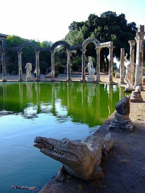 Week end tra le ville romane di Tivoli