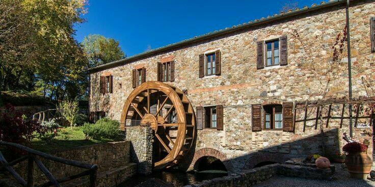 Weekend in Toscana: San Galgano e Larderello