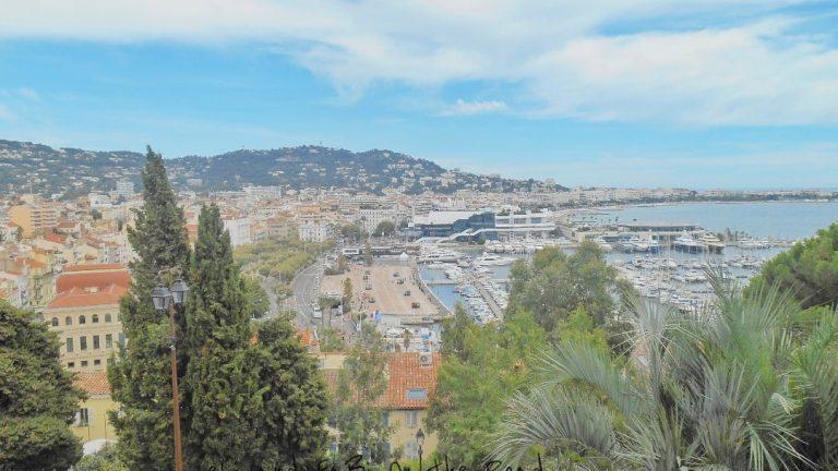 Tre giorni a Cannes e all' isola di Santa Margherita
