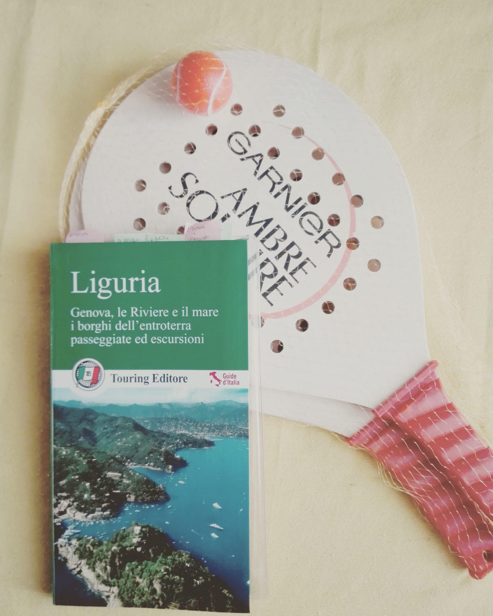Next stop: Liguria di Ponente