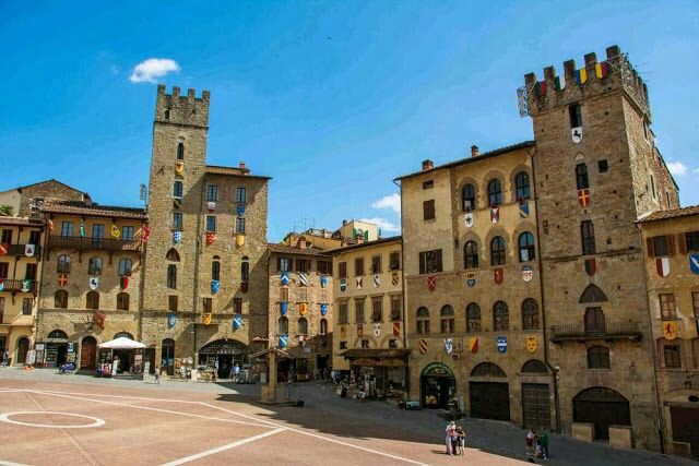 Weekend ad Arezzo e dintorni tra film, arte e natura