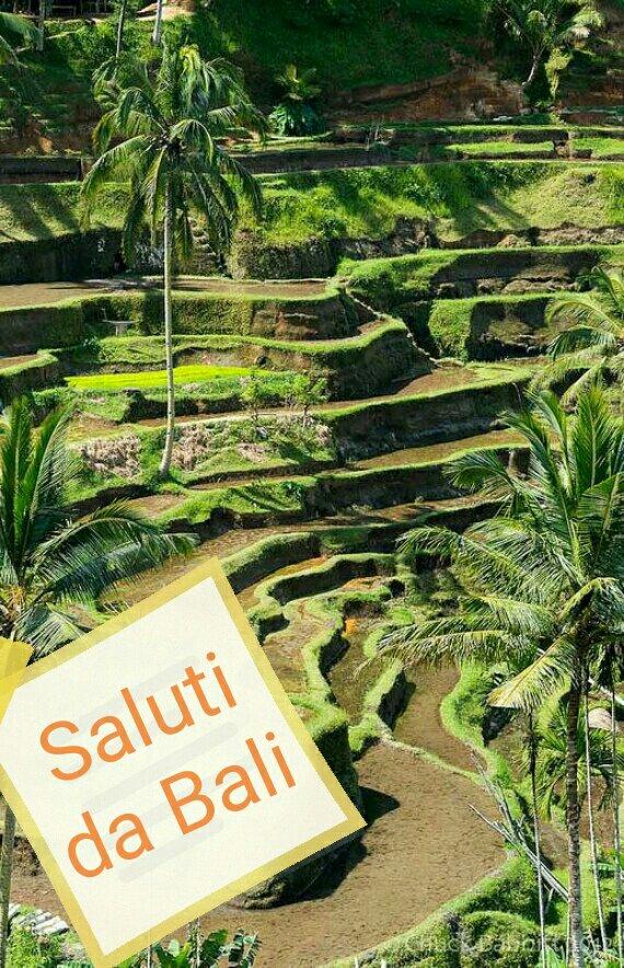 #CartolineDalMondo: saluti da Bali