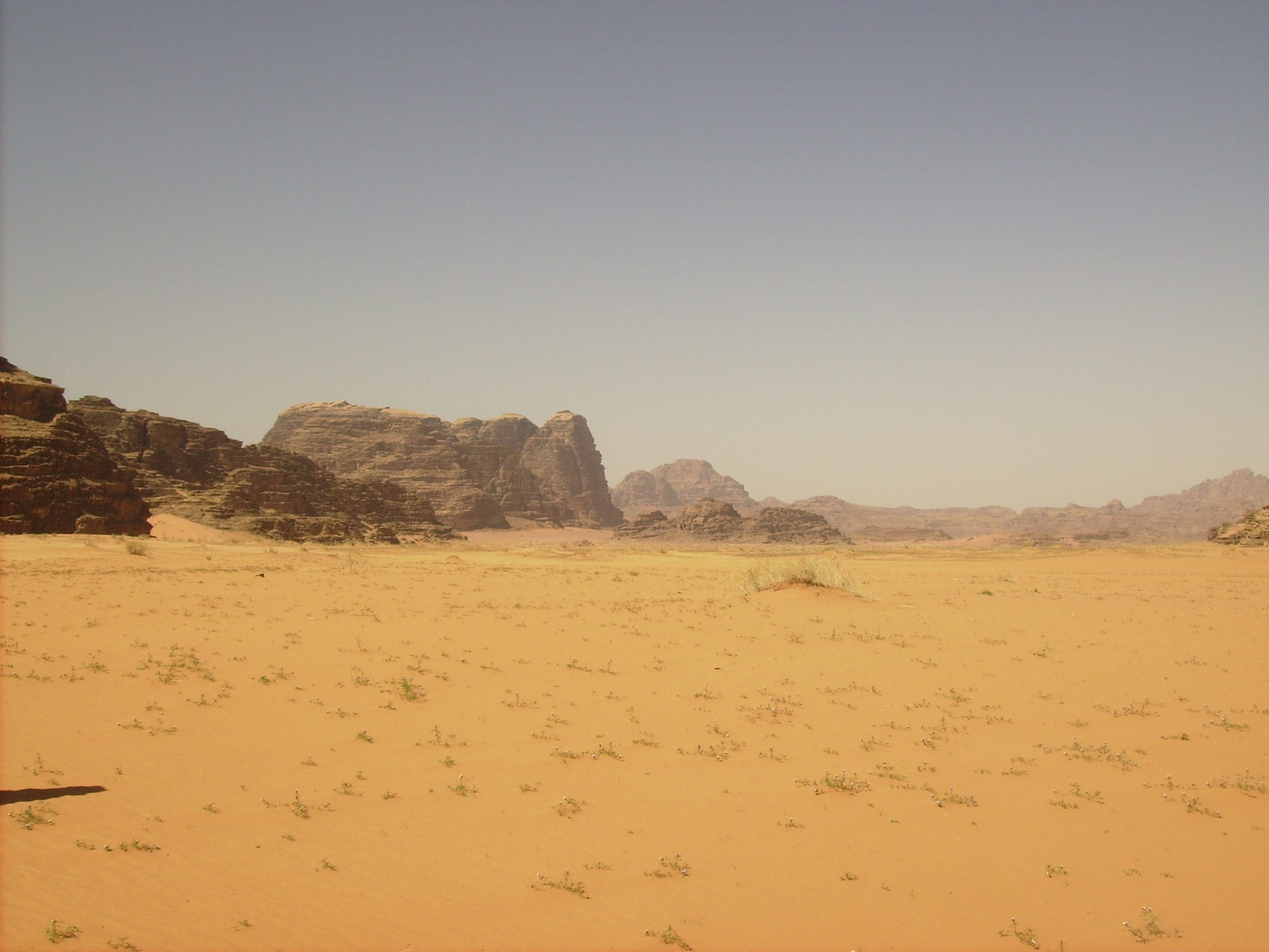 Giordania On the Road – 3^ tappa: Deserto di Wadi Rum