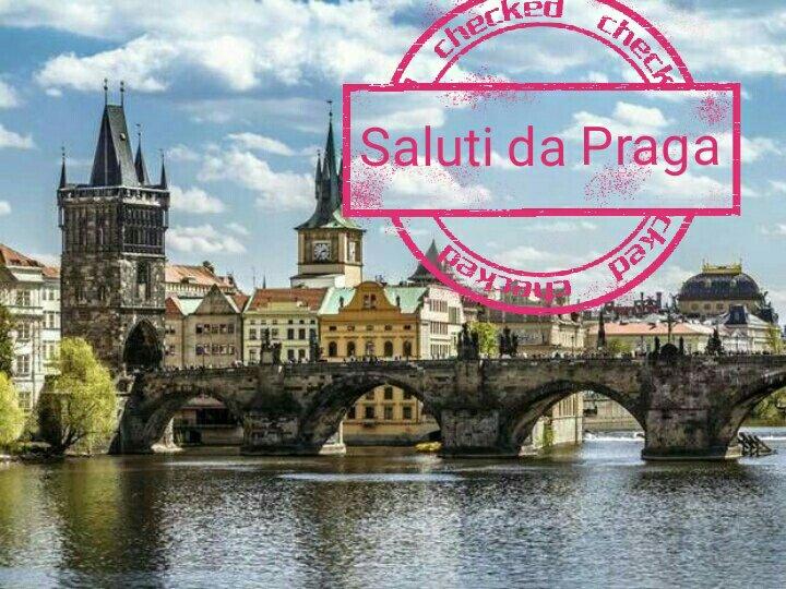 #CartolineDalMondo: saluti da Praga