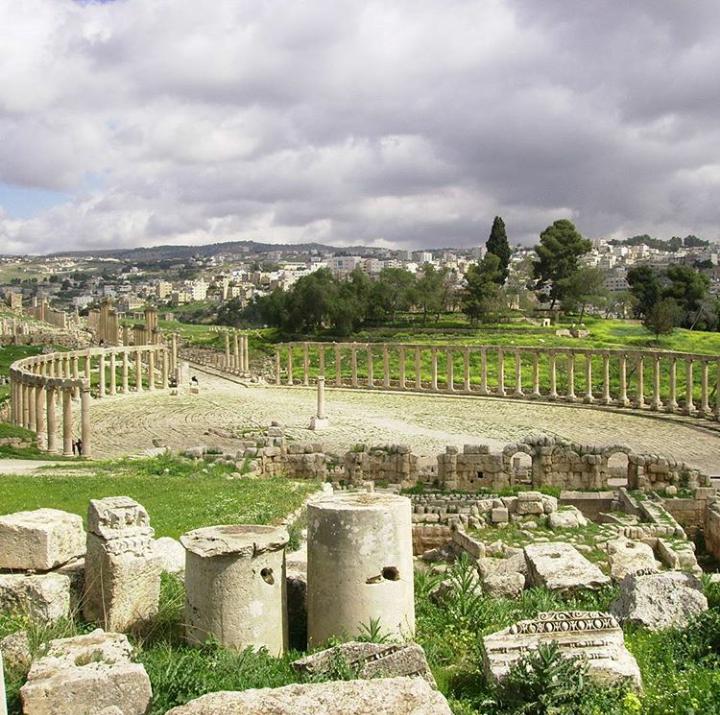 Giordania On the Road- quinta tappa: alla scoperta di Amman e dei resti romani di Jerash