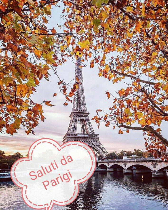 #CartolineDalMondo: saluti da Parigi