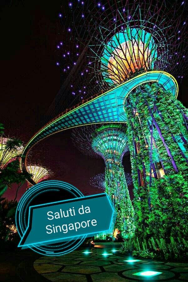 #CartolineDalMondo: saluti da Singapore