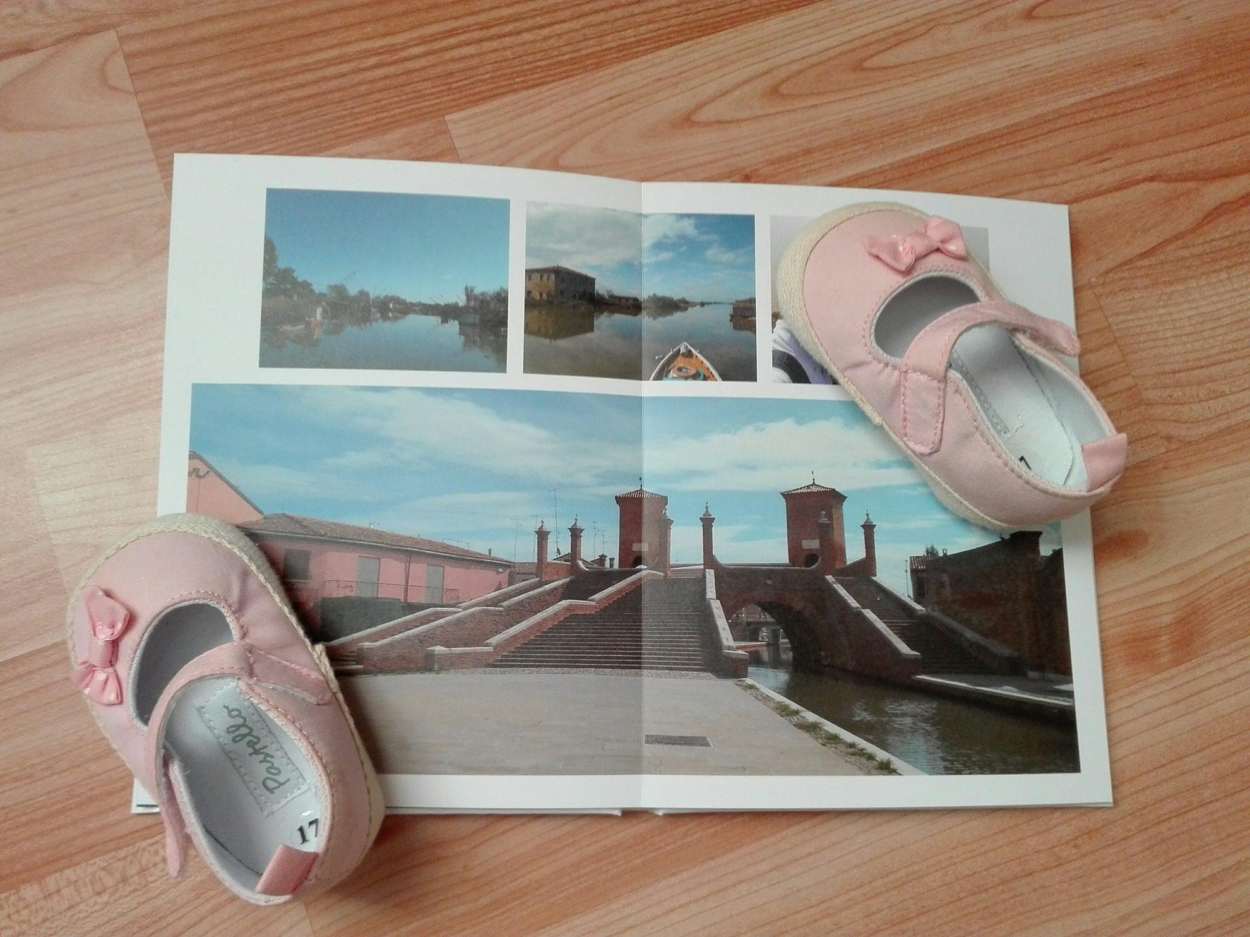 """""""Racconto di un'estate in Famiglia"""". Fotolibro realizzato grazie a Saal Digital"""