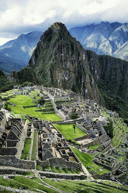 #CartolineDalMondo: Saluti da Matchu Picchu (Perù)