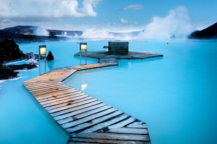 #CartolineDalMondo: saluti dalla Laguna Blu – Grindavík