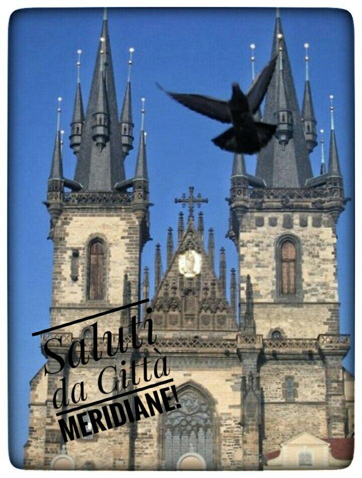 #CartolineDalMondo: saluti da Città Meridiane