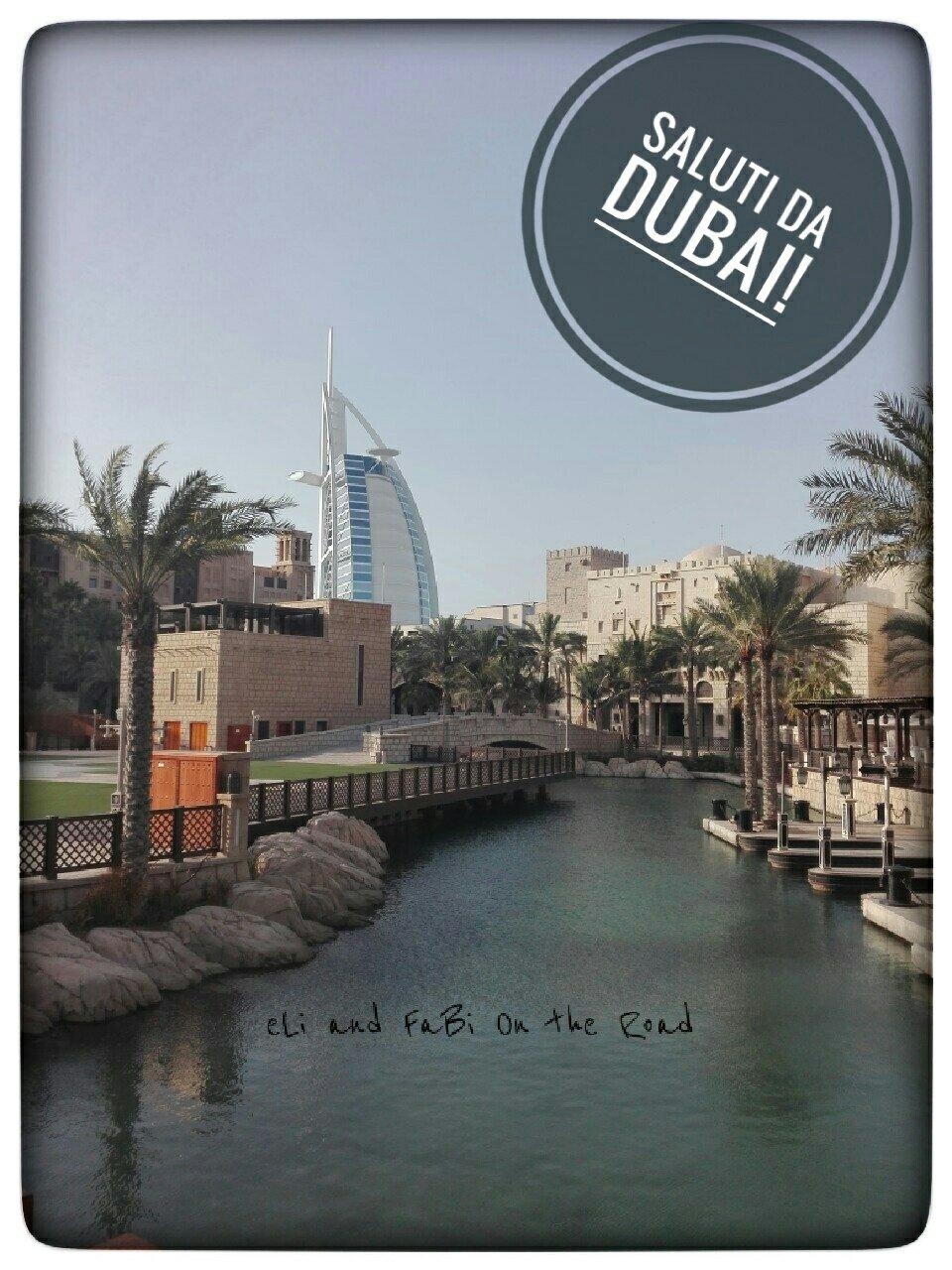 #CartolineDalMondo: Saluti da Dubai!