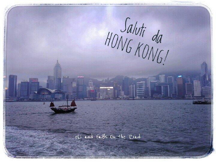 #CartolineDalMondo: Saluti da Hong Kong