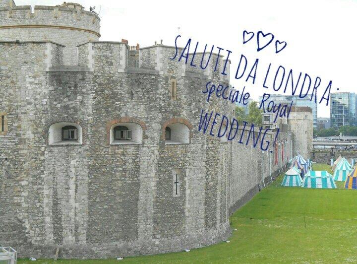 #CartolineDalMondo: speciale Royal Wedding