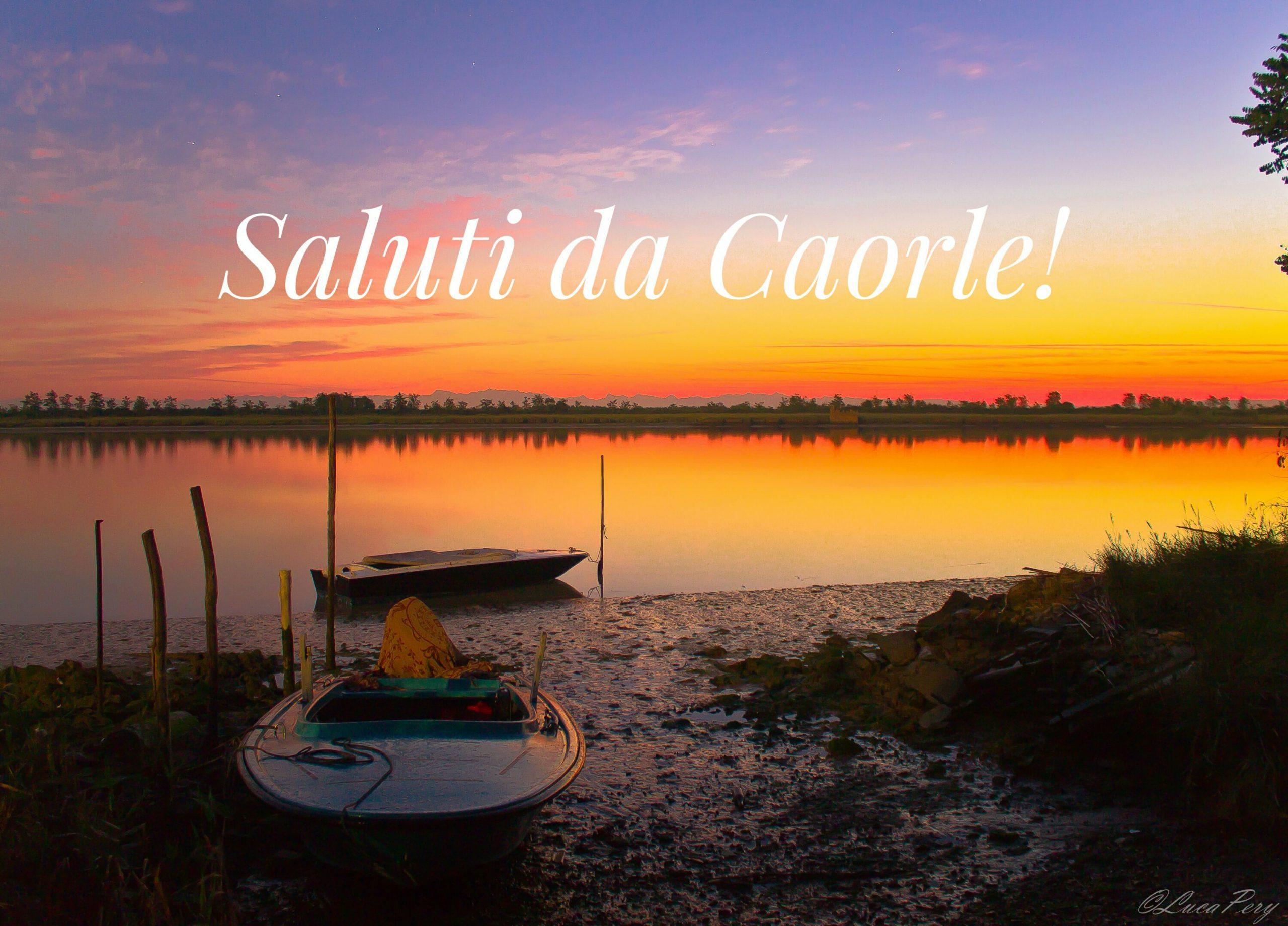 #CartolineDalMondo: Saluti da Caorle