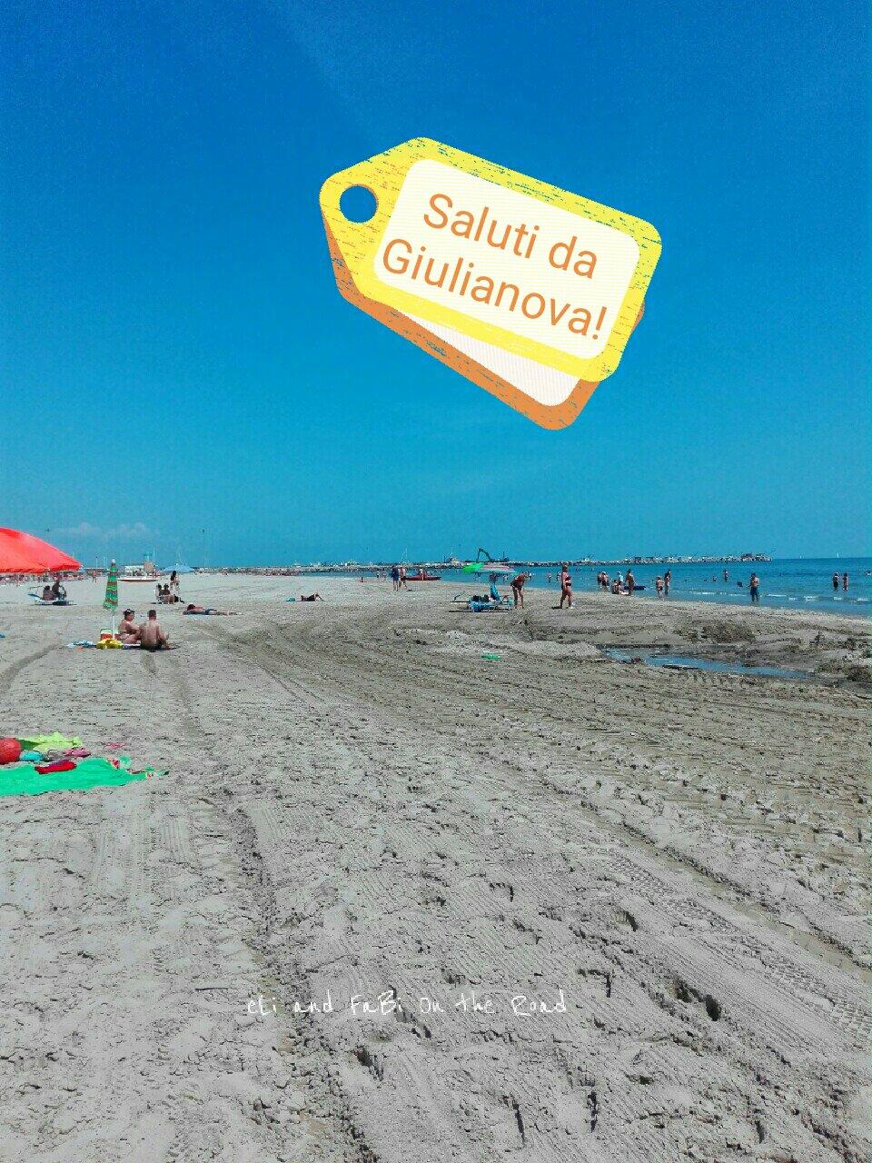 #CartolinaDalMondo: saluti da Giulianova