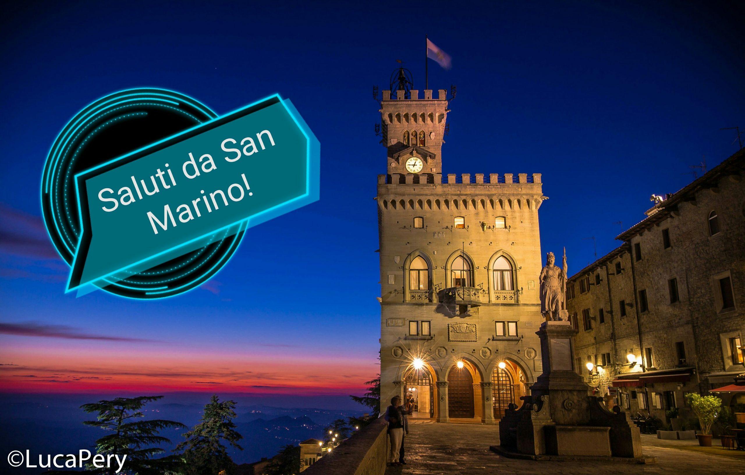 #CartolineDalMondo:Saluti da San Marino