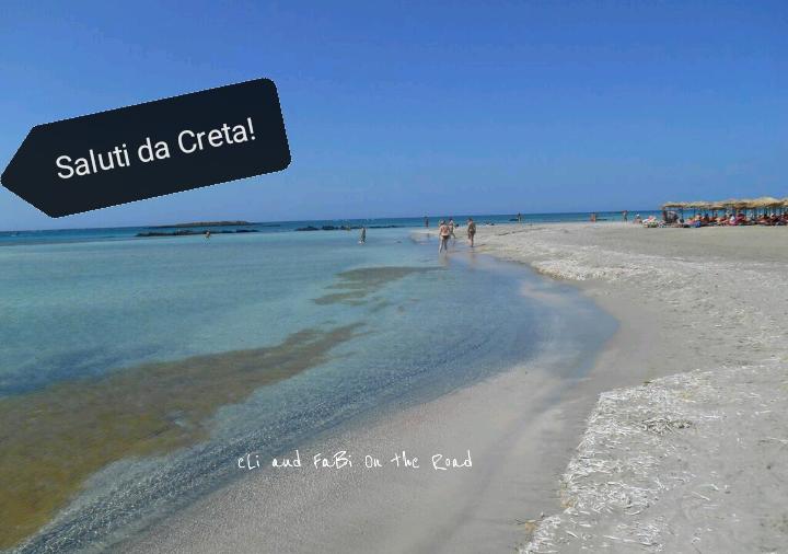#CartolineDalMondo speciale estate: saluti da Creta