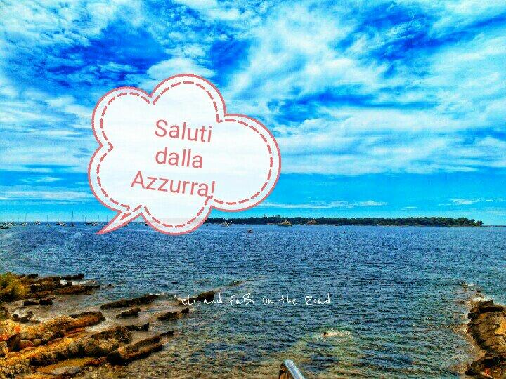 #CartolineDalMondo speciale estate: saluti dalla Costa Azzurra