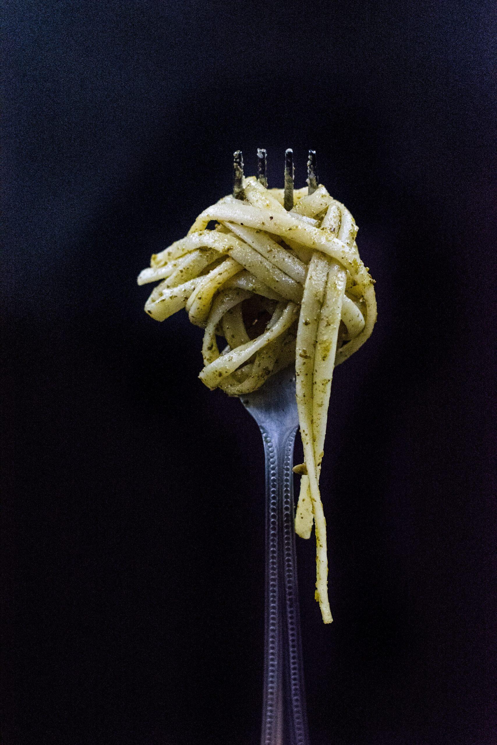 #FoodAndTravel: Pasta pesto day
