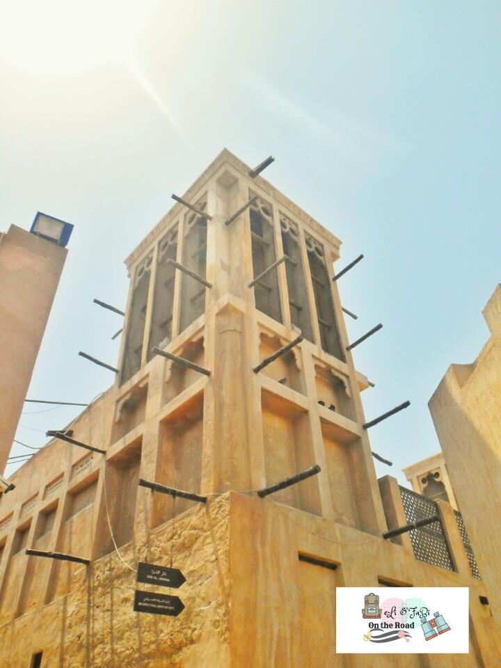 #CartolineDalMondo: Saluti dalla Old Dubai. Alla scoperta dei Barjeel