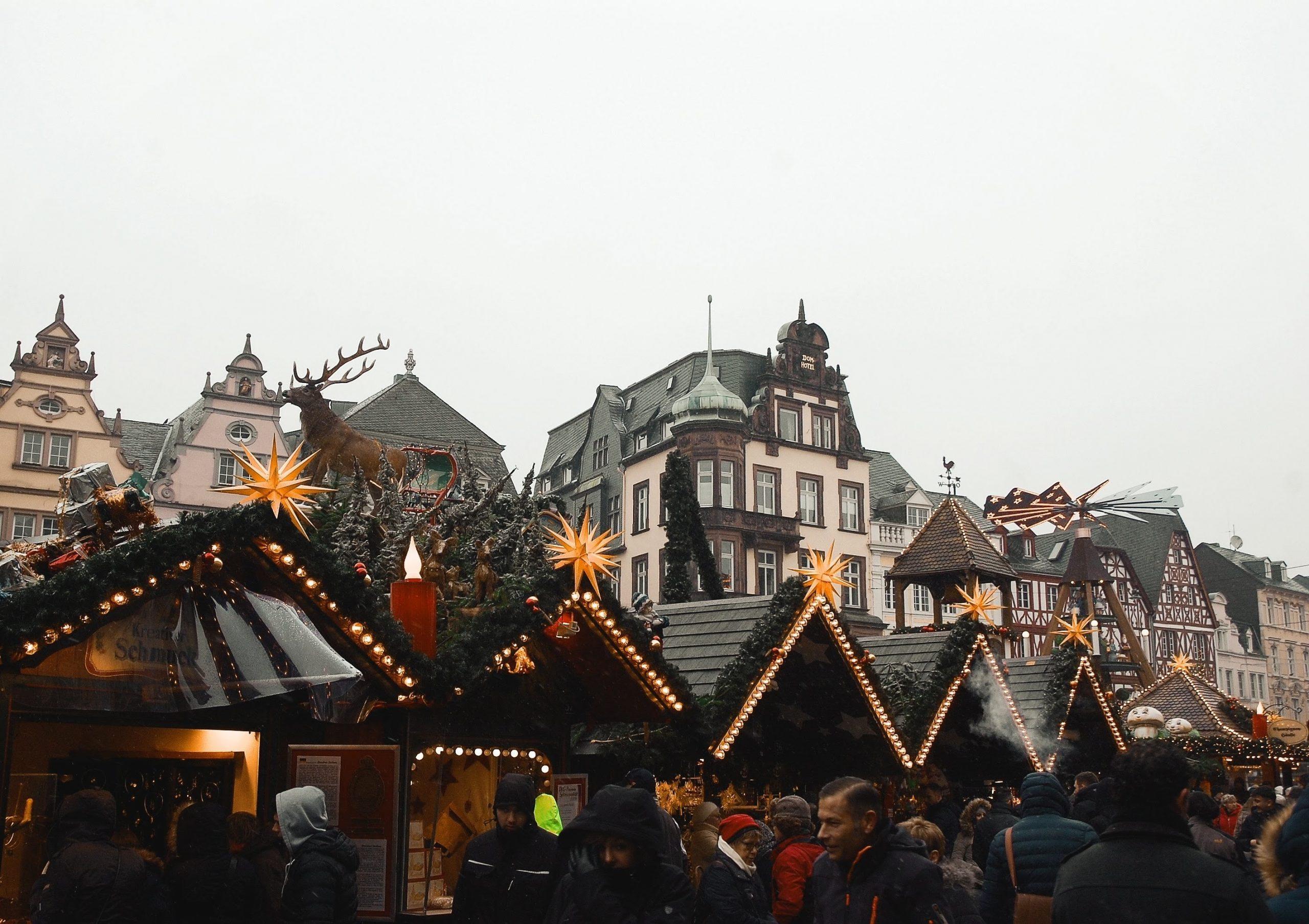 #CartolineDalMondo: mercatini di Natale in Europa
