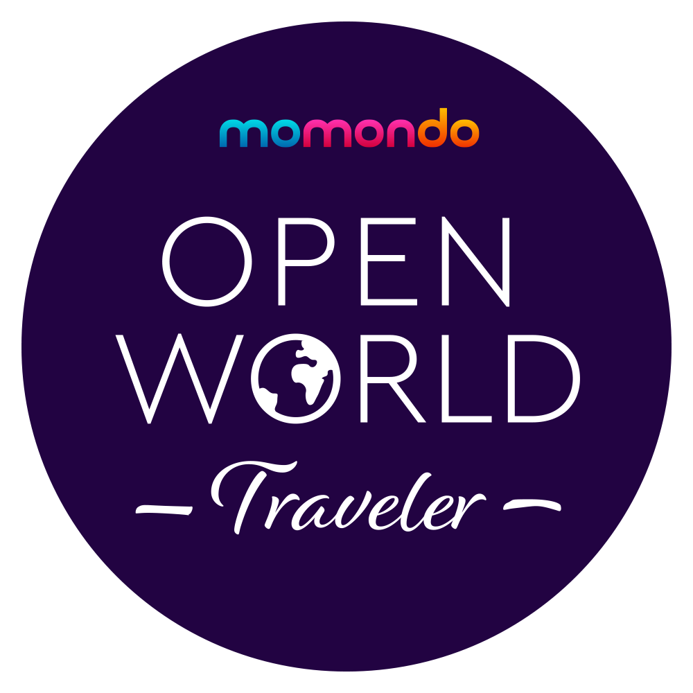 Open World Travelers ambassador Momondo