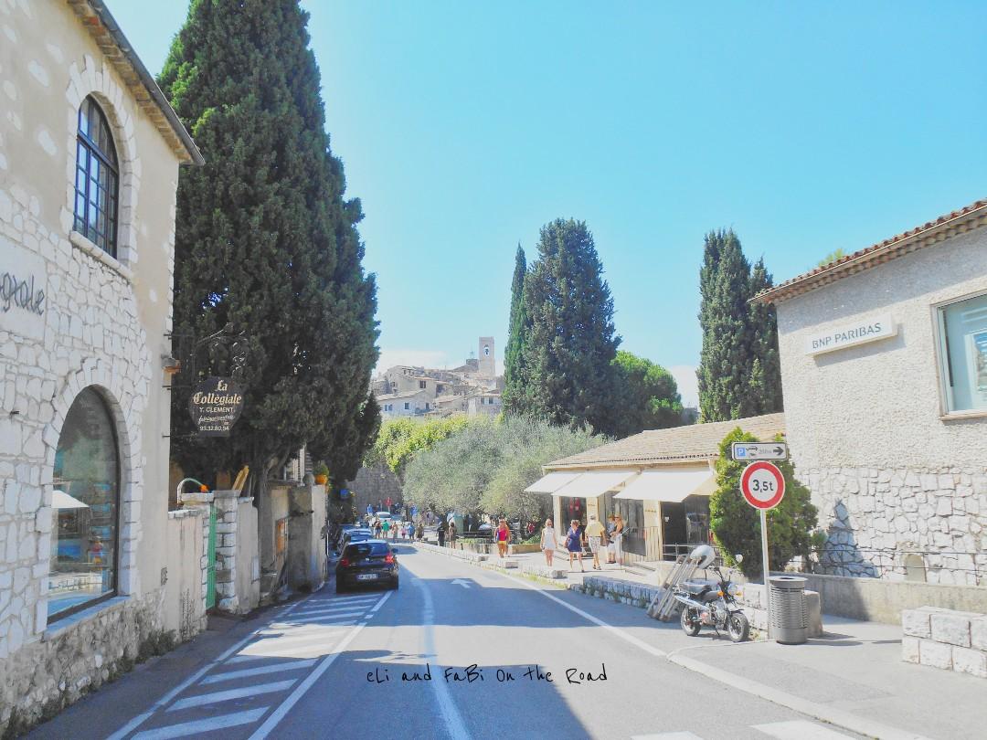 #CartolineDalMondo: saluti da Saint Paul de Vence