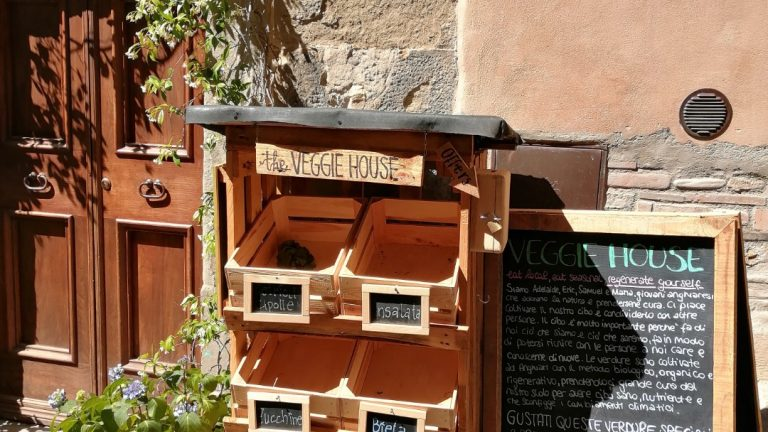 #FoodAndTravel: The Veggie House ad Anghiari
