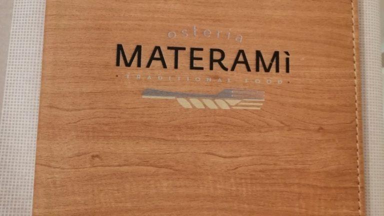 #FoodAndTravel: dove mangiare a Matera