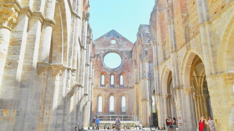 Weekend in Toscana: San Galgano e Larderello
