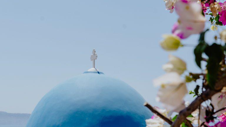 #CartolineDalMondo: Saluti da Santorini
