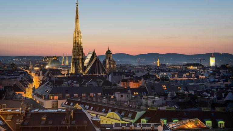 Next stop: Vienna