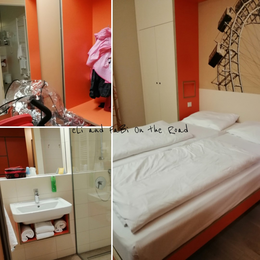 Dove dormire a Vienna: il Jufa Hotel Wien