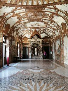 Interni palazzo ducale