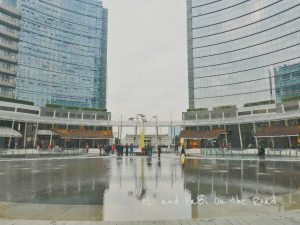 Piazza Gae Aulenti - Milano