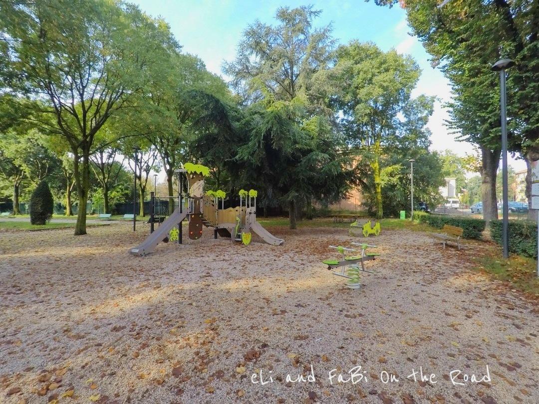 Parco giochi parco Te
