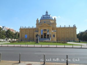 Piazza maresciallo tito Zagabria