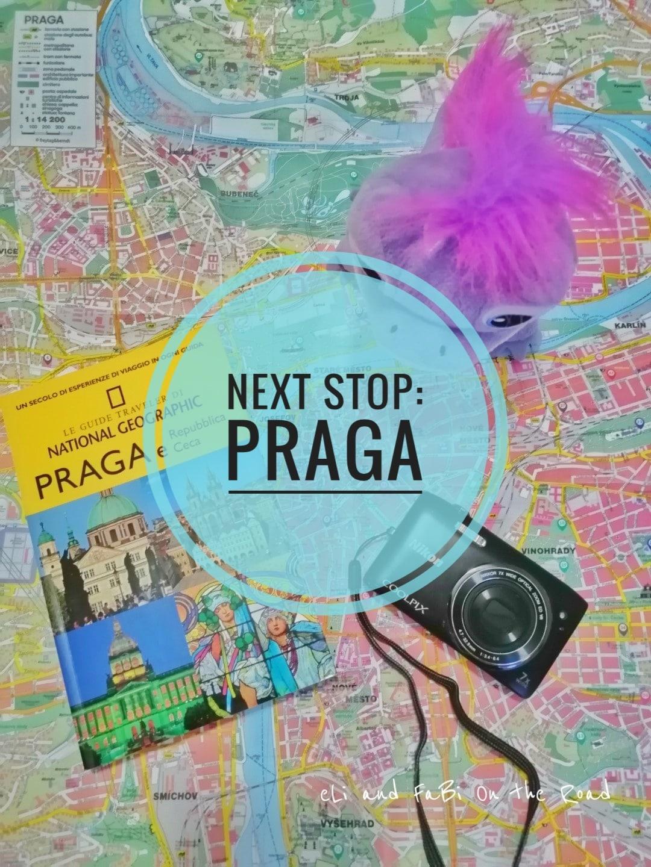 Next Stop: Praga