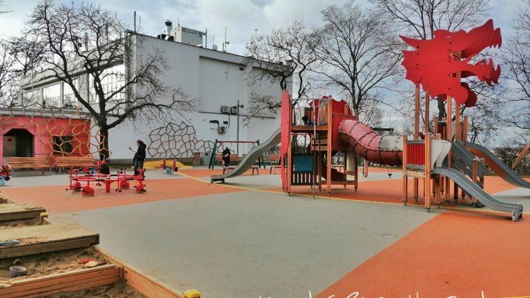 Cosa fare a Praga con i bambini: parchi e giardini