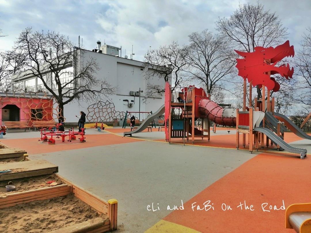 parchi giochi praga
