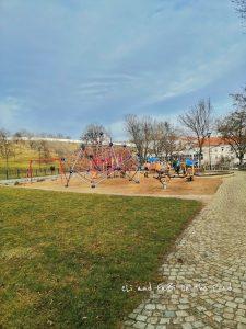 Parco giochi funicolare  Petřín