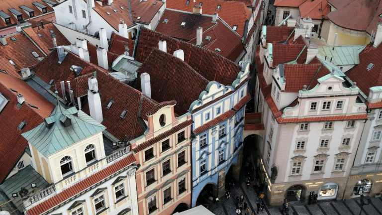 Praga fai da te con i bambini