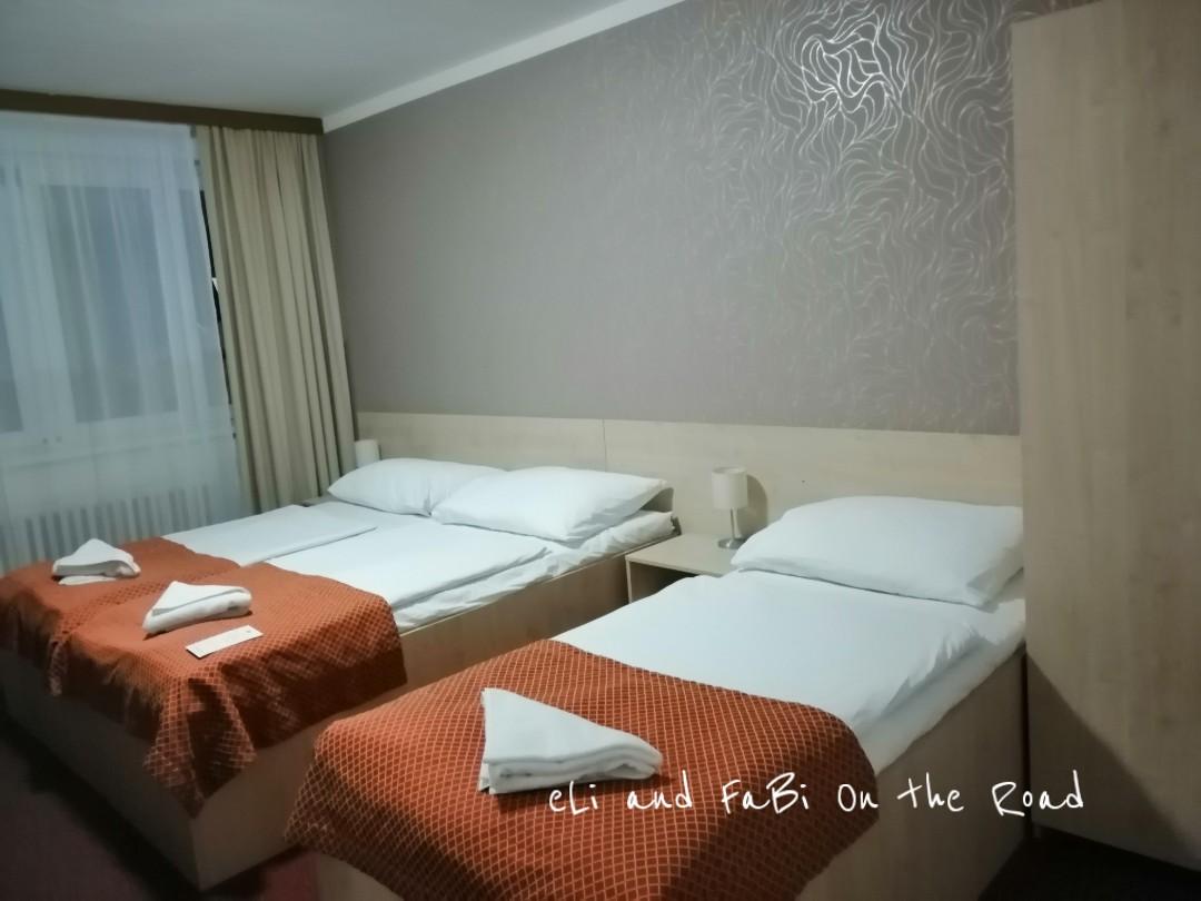 Dove dormire a Praga: hotel Charles Central
