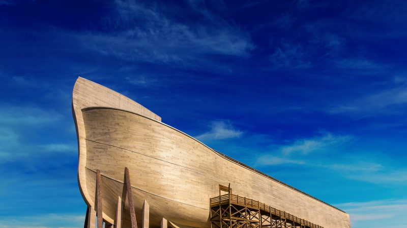 Ark Encounter: l'Arca di Noè nel Kentucky
